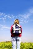 Viajante Foto de Stock