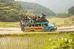 Viajantes Fotografia de Stock Royalty Free