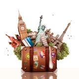 Viajar Fotografia de Stock Royalty Free