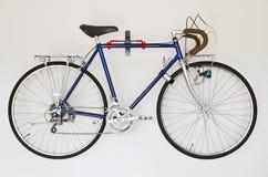 Viajar la bicicleta Imagen de archivo libre de regalías