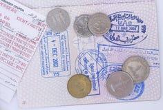 Viaje árabe 2 Foto de archivo libre de regalías