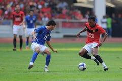 Viaje 2009 de Manchester United Asia Foto de archivo