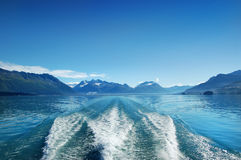 Viaje a Alaska Fotografía de archivo