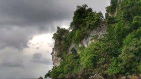 Viaje asiático - islas de la Phi-phi Foto de archivo