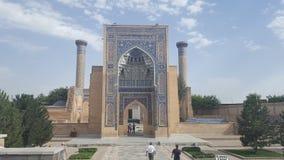Viaje a Asia Central Fotografía de archivo