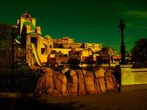 Viaje a Atlantis, SeaWorld Foto de archivo libre de regalías