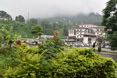 Viaje Bhután Imagenes de archivo
