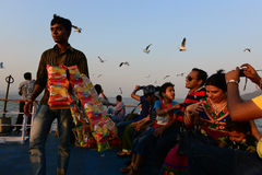 Viaje Bombay Foto de archivo libre de regalías