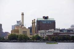 Viaje Boston del pato Fotografía de archivo libre de regalías