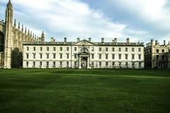 Viaje a Cambridge Imagenes de archivo