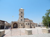 Viaje de Chipre Larnaca fotos de archivo