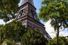 Viaje de Eiffel Imágenes de archivo libres de regalías