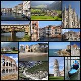 Viaje de Italia Foto de archivo