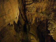 Viaje de la cueva de Kentucky los E.E.U.U. de las cuevas del mamut Fotografía de archivo libre de regalías
