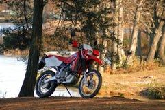 Viaje de la motocicleta Fotos de archivo libres de regalías