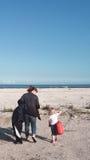 Viaje de la playa Fotos de archivo