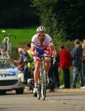 Viaje de la raza del ciclo de Gran Bretaña - día 4 Fotografía de archivo libre de regalías