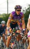 Viaje de la raza del ciclo de Gran Bretaña - día 4 Foto de archivo
