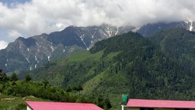 Viaje de Manali imagen de archivo