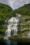 Viaje 2018 de Noruega imagen de archivo libre de regalías