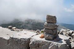 Viaje de piedras Fotos de archivo libres de regalías