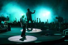 Viaje de U2 360° - viva en Turín