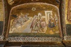 Viaje de unos de los reyes magos Imagen de archivo libre de regalías
