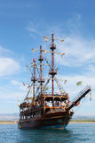 Viaje del barco Foto de archivo