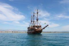 Viaje del barco Fotografía de archivo