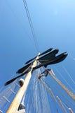 Viaje del barco Fotografía de archivo libre de regalías