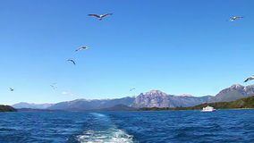 Viaje del barco metrajes