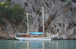 Viaje del barco Imágenes de archivo libres de regalías