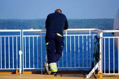 Viaje del barco de cruceros, Langesund, Noruega imagenes de archivo