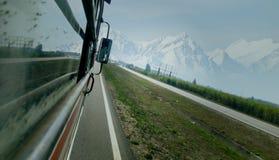 Viaje del camino Foto de archivo