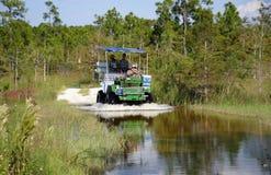 Viaje del cochecillo de pantano de los marismas fotografía de archivo libre de regalías