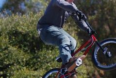 Viaje del jinete de truco de California Imagen de archivo