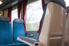 Viaje del tren Fotografía de archivo libre de regalías