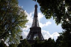 Viaje Eiffel Foto de archivo