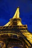 Viaje Eiffel Imagen de archivo