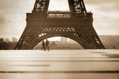 Viaje Eiffel, París Fotos de archivo