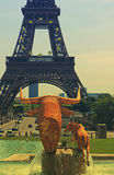 Viaje Eiffel París Francia imagenes de archivo