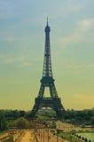 Viaje Eiffel París Francia. imagen de archivo