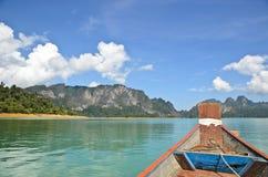 Viaje en barco Imagen de archivo libre de regalías