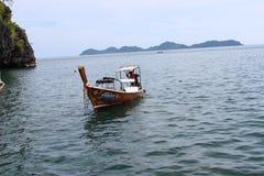 Viaje en el krabi Foto de archivo libre de regalías