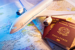 Viaje en Europa imagen de archivo libre de regalías