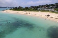 Viaje en Okinawa, Japón foto de archivo