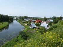 Viaje en Suzdal Fotos de archivo