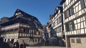 Viaje a Estrasburgo Fotos de archivo libres de regalías