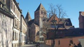Viaje a Estrasburgo Imagen de archivo libre de regalías
