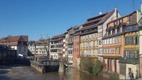 Viaje a Estrasburgo Fotos de archivo